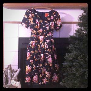 ModCloth Midi Dress